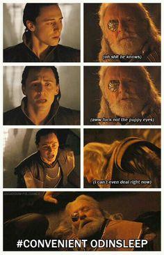 Loki ~ Convenient OdinSleep