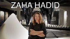 ZAHA HADID: LA CARA DE LA ARQUITECTURA MODERNA FEMENINA 🌎http://www.planetadeco.com/arquitectos-del-mundo/zaha-hadid/