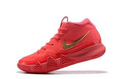 c2553a7dcff High-end Product Nike Kyrie 4 Red Carpet Metallic Gold 943806 602 Men s  Basketball Shoes