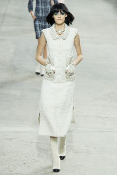 Chanel - Paris Fashion Week - S/S 2014