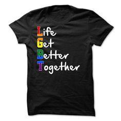 LGBT shirt - #gifts for guys #easy gift. PRICE CUT => https://www.sunfrog.com/LifeStyle/LGBT-shirt.html?68278