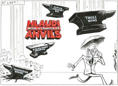 Zapiro: You can't dodge 'em all, Hlaudi - Mail & Guardian Weather Report, Ems, Dodge, Comics, Cartoons, Fictional Characters, South Africa, Weather Forecast, Cartoon