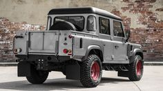 Land Rover Defender 2.2 TDCI XS 110 Double Cab Pick Up