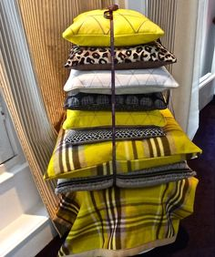 Lelievre pillows from new collection