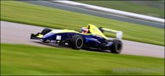 May 2012 BARC race weekend.   Scott Malvern coming out of Yentwood in his Formula Renault in Saturday qualifying.    Photo by Matt Beard (@phoenixphotos)