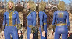 Fallout Vault Suit
