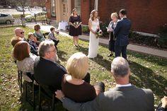 Intimate Ceremony   Indianapolis Propylaeum