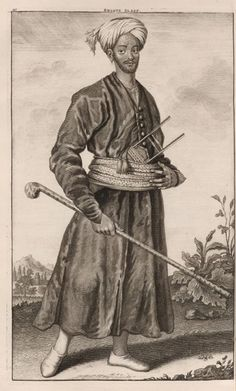 Enslaved Black Man in Iran, 1714 Countless African boys were castrated as they were sold into slavery; only a minority survived the operation (most bleeding to death or dying from complications). Those who became ghulams—soldiers and bodyguards of princes—were a select group, and some gained close access to the highest levels of Persian society.