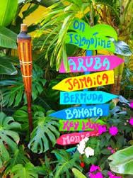 a Beach Boys' song? Hey, this makes a great sign for a Tropical Luau Party! Glitter Party, Vibes Positivas, Deco Surf, Bars Near Me, Hawaian Party, Caribbean Party, Cruise Door, Estilo Tropical, Beach Signs