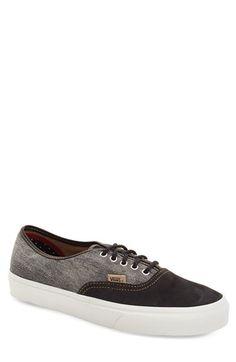 VANS 'Authentic Plus' Sneaker (Men). #vans #shoes #