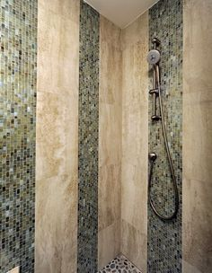 Mosaic Shower Tile Design, Pictures, Remodel, Decor And Ideas   Page 3