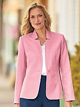 Wardrobe must-have: Notched Collar Blazer at Bedford Fair