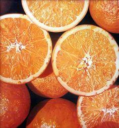 Jacques Bodin, Les oranges, 1998.
