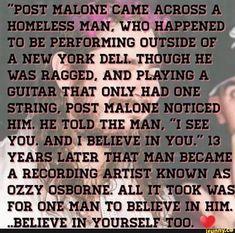 Elephant Eye, Homeless Man, Ozzy Osbourne, New York Post, Post Malone, Daily Memes, Music Stuff, Cringe, Deli