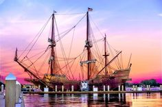 El Galeón, the authentic replica of a ship that traveled the coasts of Florida 500 years ago, will again sail into Matanzas Bay from Sept. 3-23, 2015, for St. Augustine's 450th Anniversary, offering tours and the opportunity to glimpse back into maritime history by walking the decks and wandering through the ships quarters.
