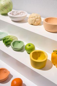 PCM Reversed Volumes by mischer'traxler at Maison et Objet Paris 2014 Glass Ceramic, Ceramic Pottery, Pottery Art, Keramik Design, Cement Art, Pottery Techniques, Pottery Sculpture, Modern Ceramics, Clay Pots