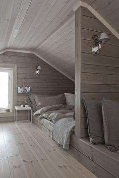 Viele, enge Räume wegen eines schrägen Daches oder auf dem Dachboden? Die 16 schlausten Methoden, um diesen engen Raum zu nutzen! - DIY Bastelideen