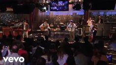 Mumford & Sons performing Live On Letterman 2012