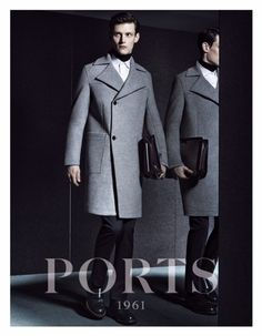 First Look: Ports 1961 Fall/Winter 2014 Campaign image Ports 1961 Fall Winter 2014 Campaign Adam Butcher