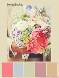 Muted Bright Palette