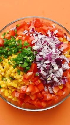 Bean Salad Recipes, Healthy Salad Recipes, Easy Healthy Dinners, Lunch Recipes, Mexican Salad Recipes, Salad Recipes Video, Dinner Healthy, Health Recipes, Pasta Recipes