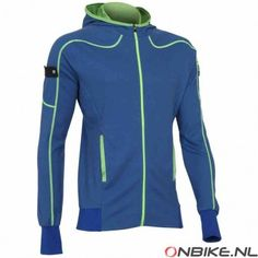 Primal Wear Active Hoodie Primal Wear, Active Wear, Hoodies, How To Wear, Jackets, Blue, Fashion, Down Jackets, Moda
