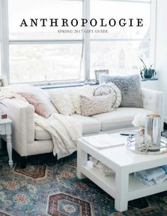 Anthropologie Spring 2017 Gift Guide  This is my senior capstone project. I collaborated with photographer, Katie Frezza, and illustrator Chrissy Eckman, to create a Spring 2017 Gift Guide that will boost sales of Anthroplogie's gifting department in the spring season. I worked as producer, creative director, and stylist on this project.