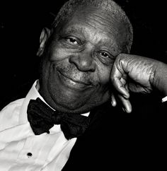 B.B. King (1925-2015) - American blues musician, singer, songwriter, and guitarist. Photo © Andy Gotts