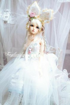 BJD - from Tiny Whispers
