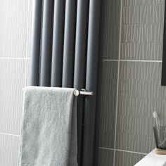 Towel Rail For Revive Radiator - Chrome Finish