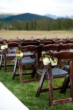 Photography: Brinton Studios - brintonstudios.com  Read More: http://www.stylemepretty.com/2015/01/27/glamorous-ranch-wedding/