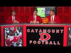 Catamount Football Show with Coach Matt Land - Dalton vs South Cobb 2016