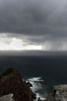 """ominousraincloud: """"Cape Storms 
