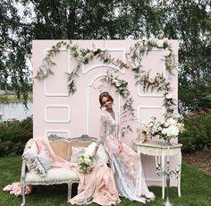 Bride photo place