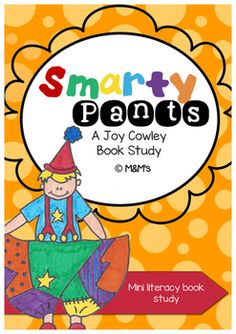 This+mini+pack+is+perfect+for+your+little+ones+to+practice+their+literacy+skills+while+having+fun+reading+about+Joy+Cowley's+text+SMARTY+PANTS:+Included:Early+Writers+Page+Smarty+Pants+Letter+Label+Smarty+Pants+I+am+a+Smarty+Pants+sentence+activitySmarty+Pants+can,+is,+hasSmarty++Pants+Character+Description+3+x+Smarty+Pants+Writing+Pages+(If+I+spent+the+day+with+Smarty+Pants)2+x+Differentiated+Sequencing+Pages+(Including+words,+or+not)Smarty+Pants+Craft+Template+Thanks+so+much+for+looking.