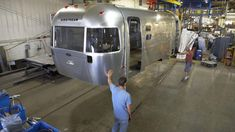 10 must-see American factory tours Camping In Pennsylvania, Camping In Ohio, Yosemite Camping, Used Camping Trailers, Airstream Travel Trailers, Rv Travel, Family Travel, Family Trips, Camping World Locations