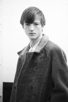 Abel van Oeveren @ Billy Reid F/W 15 ph Gio Staiano