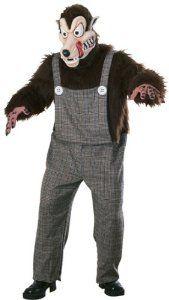 #Halloween : Big Bad Wolf Deluxe Adult Costume #HalloweenCostume #2013