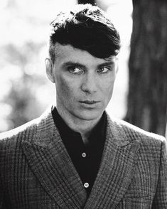 Cillian Murphy by Sean Ellis for Stella McCartney A/W Menswear Collection Peaky Blinders Series, Cillian Murphy Peaky Blinders, Hot Actors, Actors & Actresses, Beautiful One, Beautiful People, Cillian Murphy Tommy Shelby, Steven Knight, Raining Men