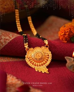 Delivers a large choice of blonde jewellery collections, old-fashioned Good Jewellery for girls. Gold Mangalsutra Designs, Gold Earrings Designs, Diamond Mangalsutra, Fancy Jewellery, Gold Jewellery Design, Gold Pendent, Gold Jewelry Simple, Jewelry Design Drawing, Jewelry Patterns