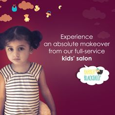 We bring out the best in your child with a makeover. visit: http://barberblacksheep.in/ #barber #barbershopconnect #barbershop #hairstyles #babyhair #babyhaircut #kidhaircut