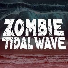 Zombie Tidal Wave. Zombies @Neferast #Zombies Walking Dead Zombies, The Walking Dead, Human Movie, Tales From The Crypt, Resident Evil, Waves, Ocean Waves, Beach Waves, Walking Dead