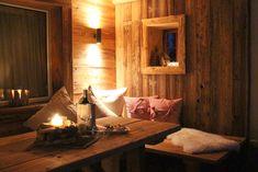 "Outdoor-Living-room Chalet-Appartement mit gemütlichem Outdoor-Living-room - ""Vor meiner Berghütte ..."" Modern, Outdoor, Home Decor, Chalets, Fire Pit Screen, Luxury, Architecture, Outdoors, Trendy Tree"