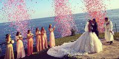 The Best Instagrams from Giovanna Battaglia's Capri Wedding