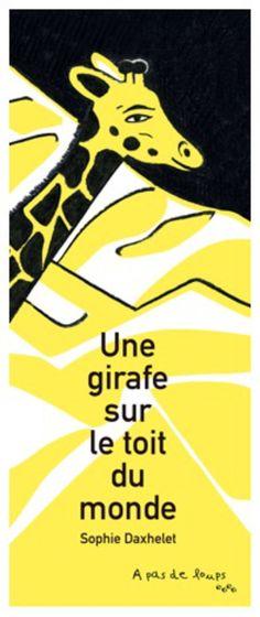 Sara Miller-Girafe torchon en Présentation Boîte Cadeau
