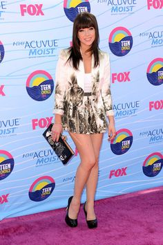 Style watch: Carly Rae Jepsen, Kendall Jenner at Teen Choice Awards