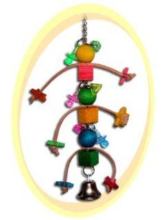Entertainer Parrot Bird Toy. http://tabletpromo.org/viewdetail.php?asin=B004HXWWSO