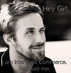 Hey Girl Ryan Gosling -- law school style