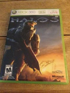 Halo 3  Video Game Xbox 360 Mint And COMPLETE!  #xbox360, #halo, #videogame, #ebay
