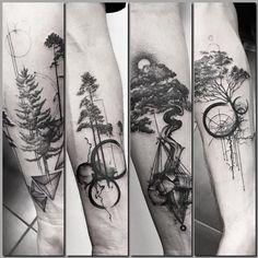 Trees #samsaratattoo #blacktattoomag #ttblackink #taot #inkstinctsubmission #blackworkerssubmission #iblackwork #theblackmasters #tattoo #tattooart #tattooartist #tattooed #tattedup #tatted #tattrx #tattoos #equilattera #tttpublishing #tttism #inkapture #btattooing #inkstylemag #world_tattoo_gallery #thinkbeforeuink #inspirationsoftattoo #tattoo2me #tree #geometry #geometric